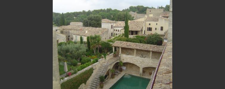 南仏Chateau de Saint-Maximin