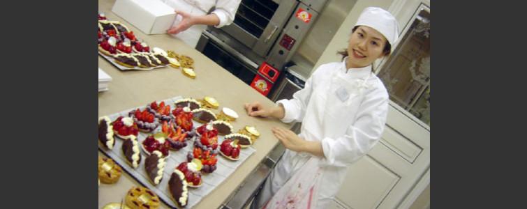 Ritz Parisの料理学校